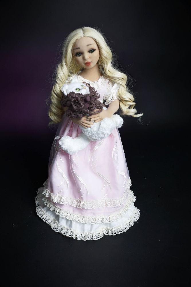 игровая кукла, кукла как живая, софия