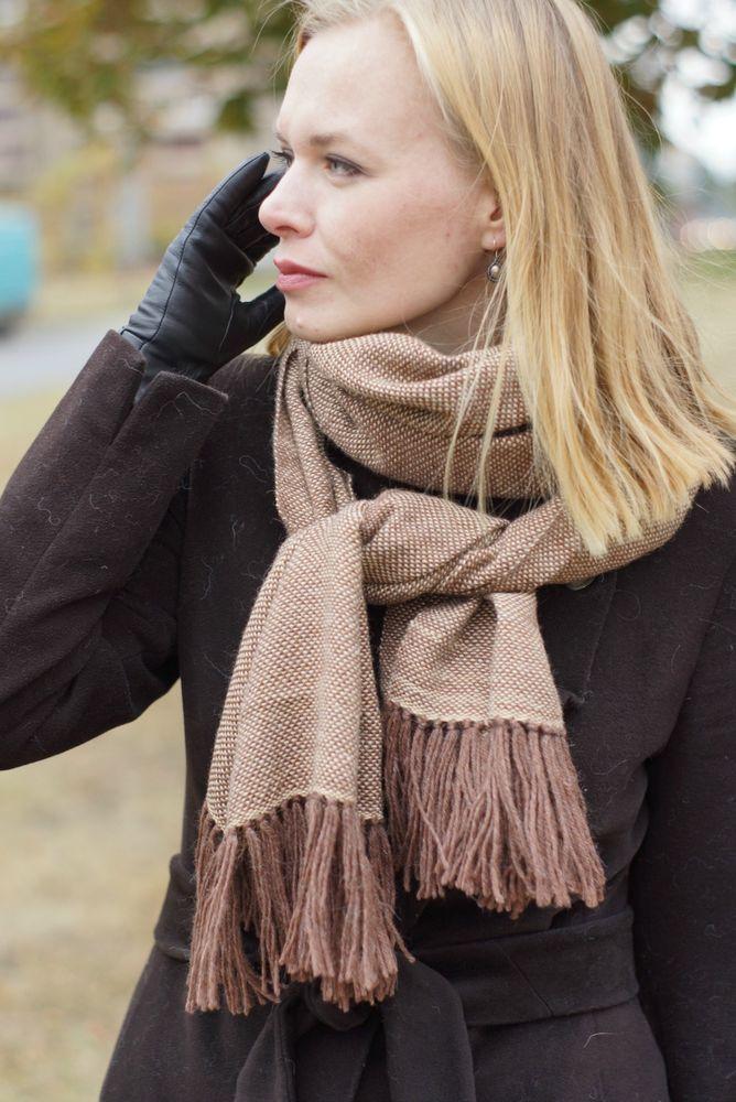 новинка, шарф на осень