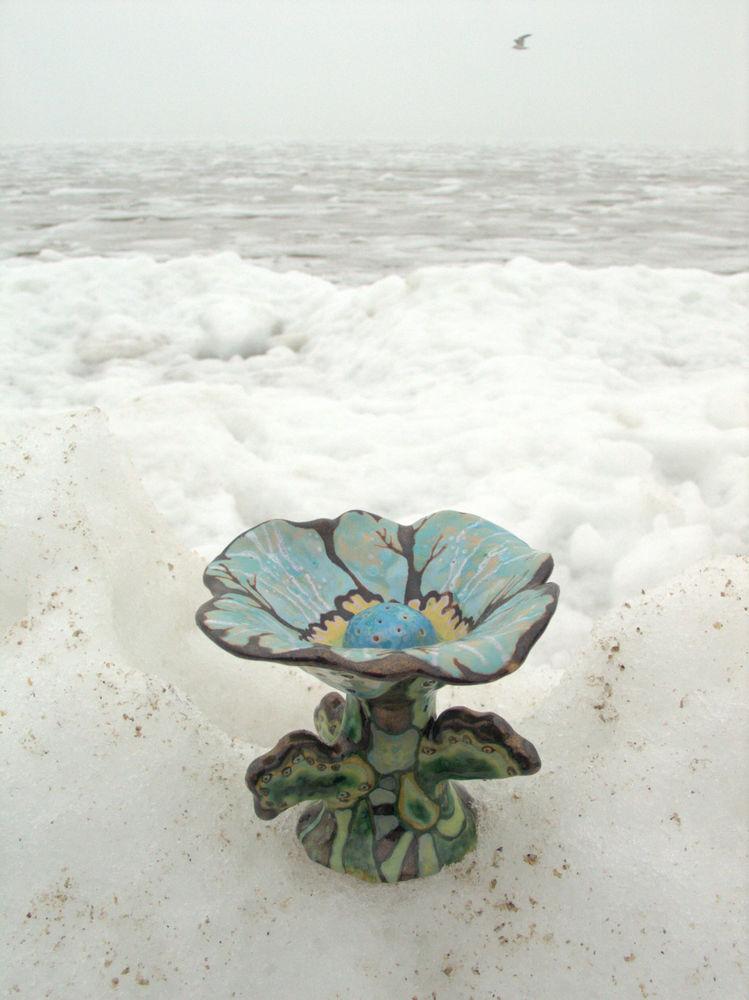 керамическая скульптура