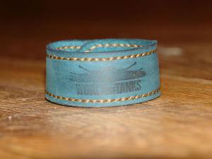 Создаем браслет из кожи своими руками: видеоурок. Ярмарка Мастеров - ручная работа, handmade.