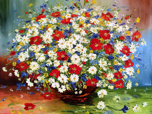 Цветы, цветочки. Ярмарка Мастеров - ручная работа, handmade.