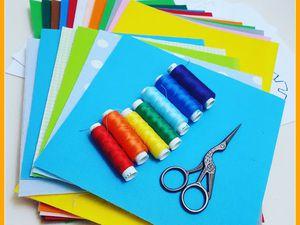 Наборы для шитья (отзывы и результаты) | Ярмарка Мастеров - ручная работа, handmade