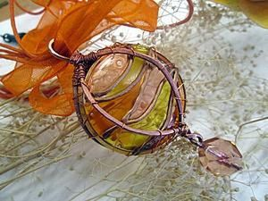 How to Make a Flywheel-Time Pendant. Livemaster - handmade