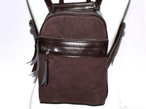 Более 100 рюкзаков в наличии. Ярмарка Мастеров - ручная работа, handmade.