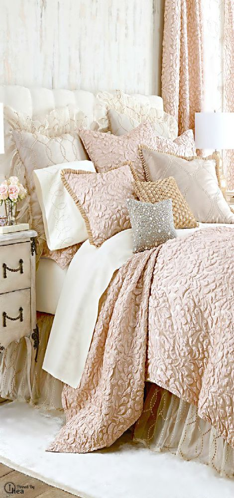 Pretty Pastels  Bedroom