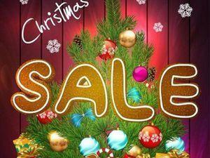 Большая распродажа Big Sale Cristmas - осталось 2 дня. Ярмарка Мастеров - ручная работа, handmade.