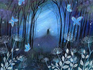 Художница Amanda Clark и ее волшебно-таинственный мир. Ярмарка Мастеров - ручная работа, handmade.