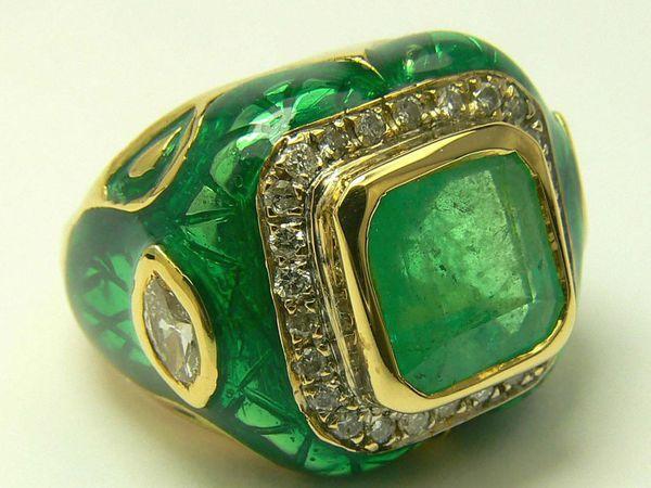 Универсальное! Золотое кольцо для него!!   Ярмарка Мастеров - ручная работа, handmade