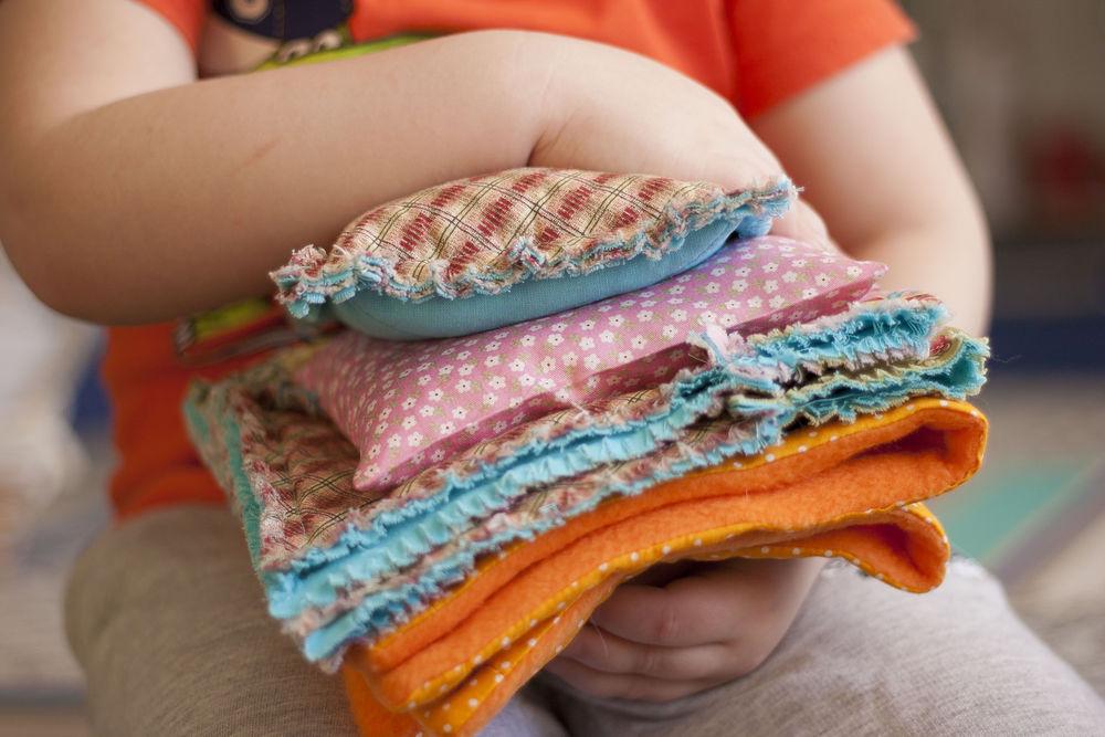 кукольные одеяла