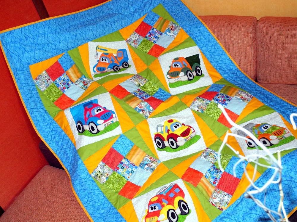 детское одеяло лоскутное, для детей, плед детский