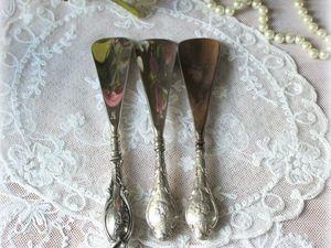 Дополнительные фотографии лопаток/рожков для обуви. Ярмарка Мастеров - ручная работа, handmade.