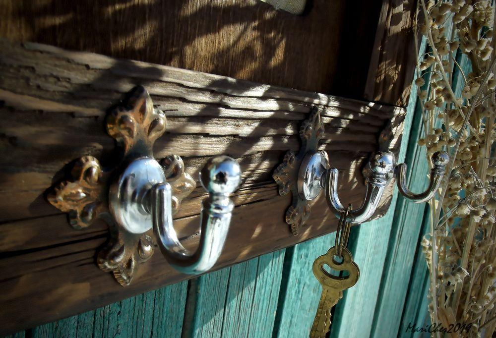 ключница деревянная, сказка
