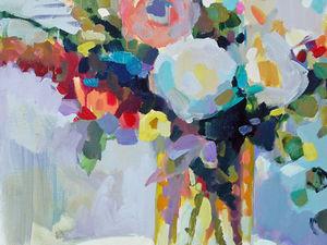 Яркость, свежесть и экспрессия в работах художницы Erin Fitzhugh Gregory. Ярмарка Мастеров - ручная работа, handmade.