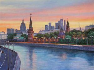 Россия — Родина моя. Ярмарка Мастеров - ручная работа, handmade.