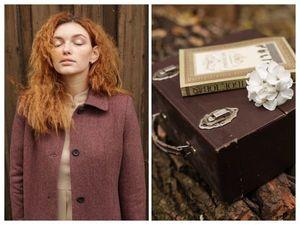 Анонс свадебных фотографий, зимние пальто и немного платьев. Ярмарка Мастеров - ручная работа, handmade.