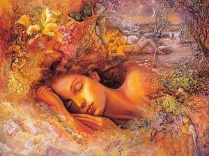 Зачарованные миры английской художницы Josephine Wall. Ярмарка Мастеров - ручная работа, handmade.