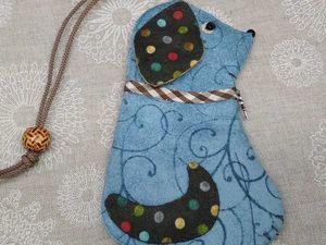 Шьем собачку-ключницу к Новому году | Ярмарка Мастеров - ручная работа, handmade