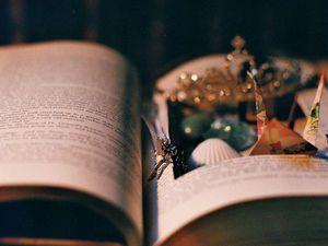 Вдохновение из книг | Ярмарка Мастеров - ручная работа, handmade
