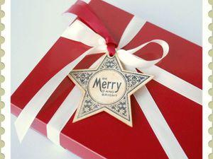 20 милых идей для новогоднего декора подарочных коробочек | Ярмарка Мастеров - ручная работа, handmade