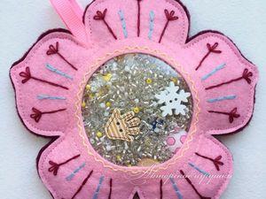 Шьём развивающую игрушку-искалочку «Цветочек». Ярмарка Мастеров - ручная работа, handmade.