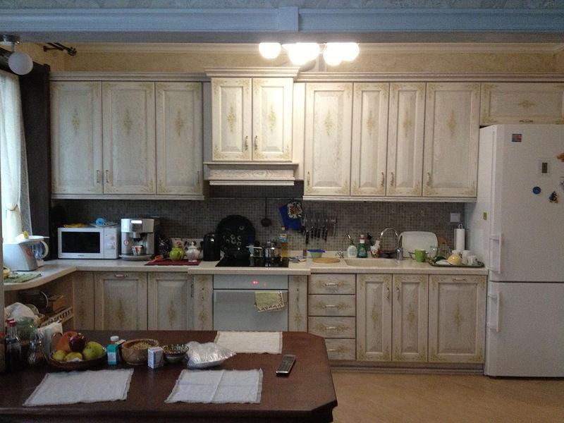 для кухни, авторская роспись