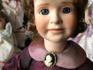 Кукла Mrs. March от Wendy Lawton. Ярмарка Мастеров - ручная работа, handmade.