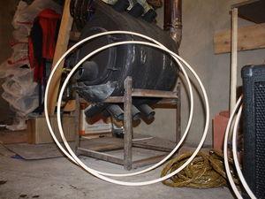 Долгожданное поступление больших фанерных колец диаметром до 60 сантиметров!. Ярмарка Мастеров - ручная работа, handmade.