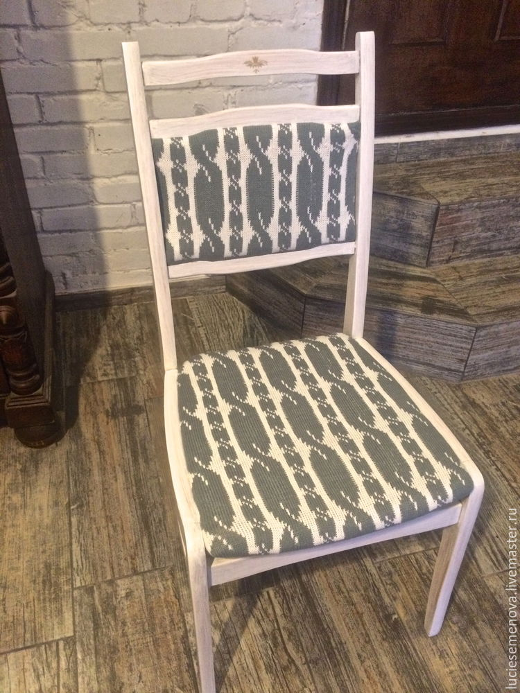 Restoration of an Old Chair: As Good as New!, фото № 1