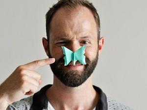 Оригами в миниатюре: крошечные работы Ross Symons. Ярмарка Мастеров - ручная работа, handmade.