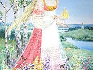 Лада- древнеславянская богиня. Ярмарка Мастеров - ручная работа, handmade.