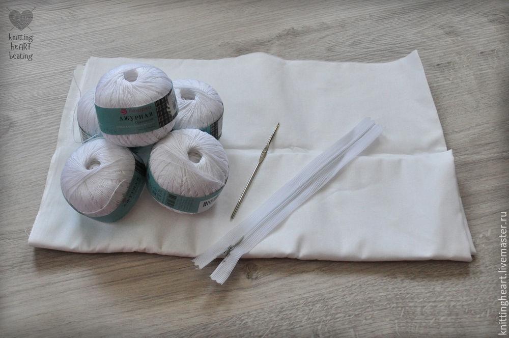 свадебная мода, вязание на заказ