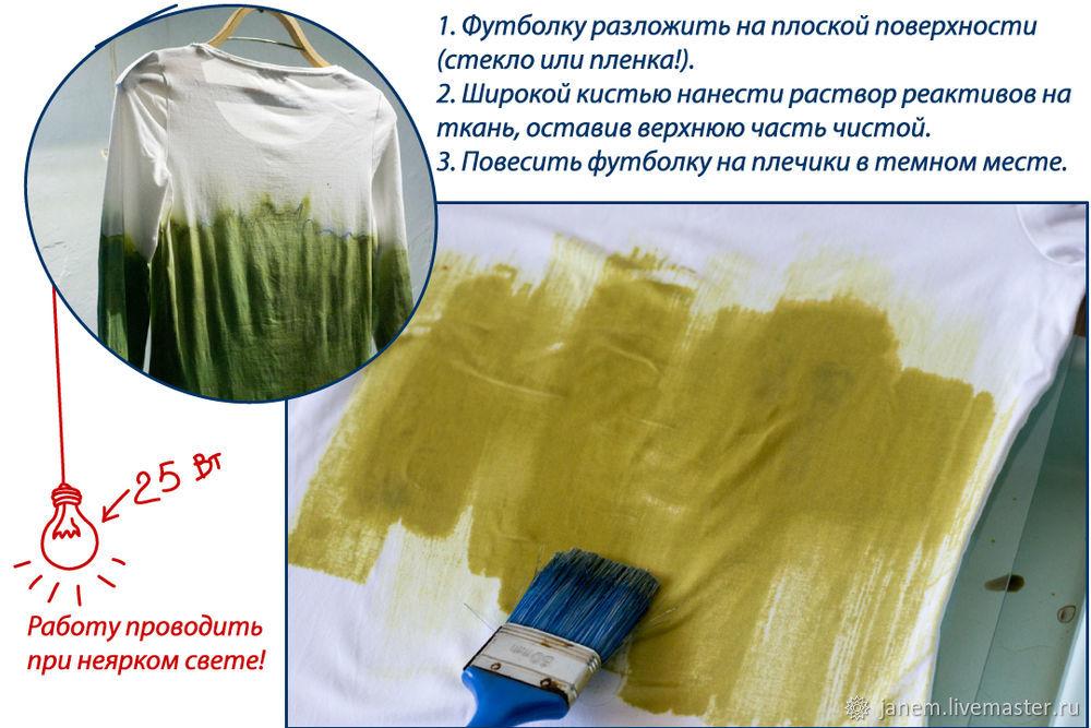 рисунок на одежде
