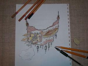 Создание тканого украшения. Часть первая. Ярмарка Мастеров - ручная работа, handmade.