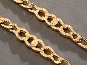 Видео. Ожерелье, Christian Dior, Франция, 80ые-90е годы. Ярмарка Мастеров - ручная работа, handmade.