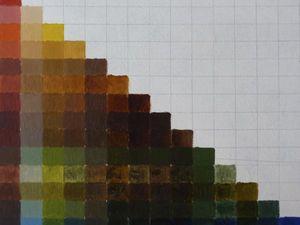 Изучаем свои масляные краски: создаем простейшую палитру цветов. Ярмарка Мастеров - ручная работа, handmade.