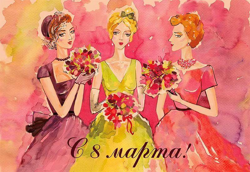 8 марта, праздник, поздравление, подарки, женщины, женский день, праздник весны, весна, любовь, красота, цветы, стихи, домашний текстиль, текстиль для кухни, кухня, дом, скатерти, салфетки