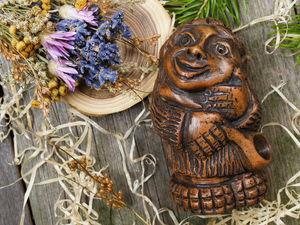Дед Изьбавед Защита Дома. Ярмарка Мастеров - ручная работа, handmade.