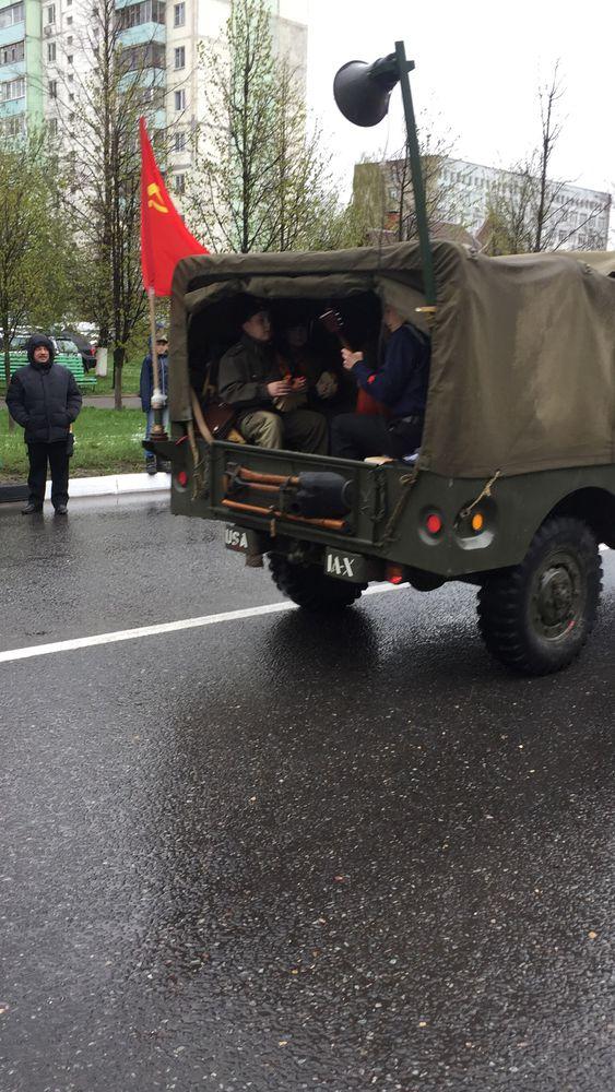 День Победы в моем подмосковном городке., фото № 11