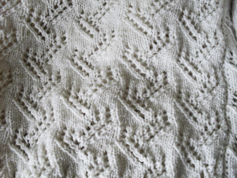 вязание, узор, кофточка, красивый узор