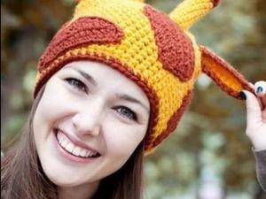 «Уж небо осенью дышало», — пора надевать шапки | Ярмарка Мастеров - ручная работа, handmade