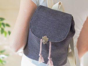 ВЕСЕННЯЯ  коллекция женских рюкзаков!. Ярмарка Мастеров - ручная работа, handmade.