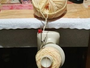 Как я мотаю нитки. Ярмарка Мастеров - ручная работа, handmade.