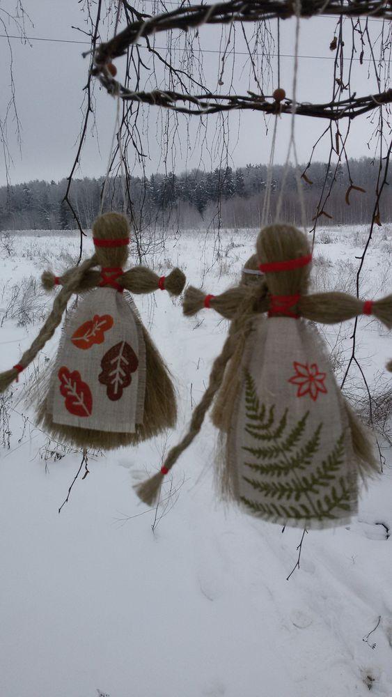 кукла из льна, льняная кукла, народная игрушка, русский сувенир, народный стиль, мобиль для детей