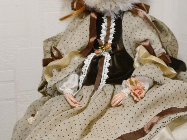Будуарные куклы | Ярмарка Мастеров - ручная работа, handmade