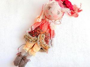Аукцион. Куколка.. Ярмарка Мастеров - ручная работа, handmade.