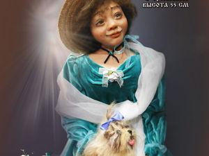 Распродажа авторских кукол | Ярмарка Мастеров - ручная работа, handmade