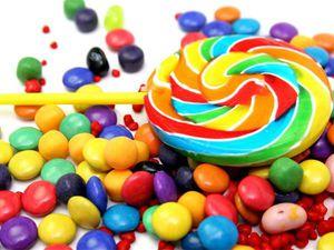 Розыгрыш интересной конфетки | Ярмарка Мастеров - ручная работа, handmade