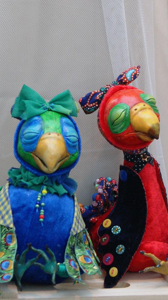 Выставка «Искусство куклы» в Гостином дворе, фото № 32