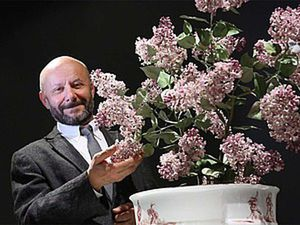 Amazing Botanical Porcelain by Vladimir Kanevsky. Livemaster - handmade