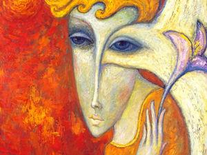 «Русские парсуны»: удивительные работы художника Сергея Ивановича Смирнова. Ярмарка Мастеров - ручная работа, handmade.